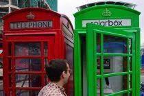 Govornice u Londonu dobijaju novu namjenu