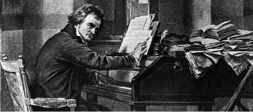 Šta je Betovena inspirisalo da komponuje?