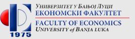 ekonomski fakultet banja luka
