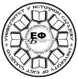 ekonomski fakultet brcko logo