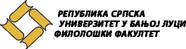 filoloski fakultet banja luka logo