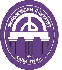 filozofski fakultet banja luka logo