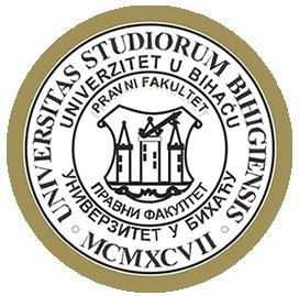 pravni fakultet bihac logo