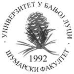 sumarski fakultet banja luka logo