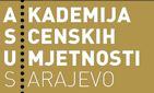 akademija scenskih umjetnosti sarajevo logo