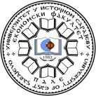 ekonomski fakultet pale logo