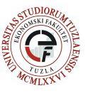 ekonomski fakultet tuzla logo
