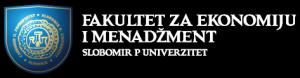 fakultet za ekonomiju i menadžment u bijeljini logo