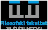 filozofski fakultet sveuciliste u mostaru logo