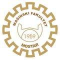masinski fakultet mostar logo