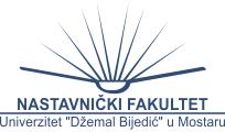 nastavnicki fakultet mostar logo