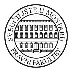 pravni fakultet sveuciliste u mostaru logo