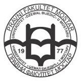 pravni fakultet univerzitet dzemla bijedic logo