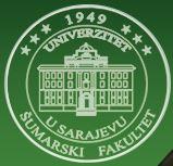 sumarski fakultet u sarajevu logo