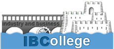 Koledž za industrijski i poslovni menadžment s pravom javnosti Bosanska Krupa logo