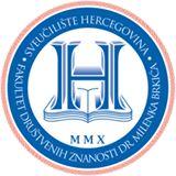 fakultet drustvenih znanosti dr miloenkobrkic mostar logo