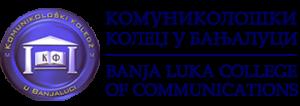 komunikoloski koledz banja luka logo