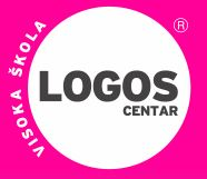 visoka skola logos centar mostar logo