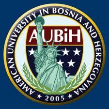 americki univezitet u bih sarajevo logo