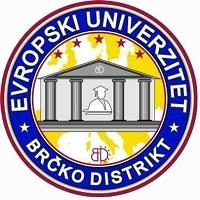 evropski univerzitet brcko logo