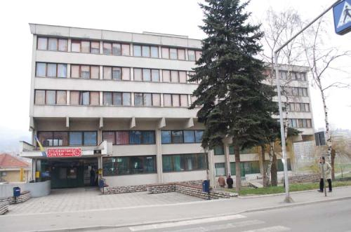 Studentski centar - Zenica