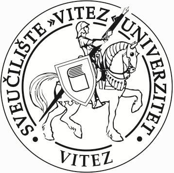 sveucilicte univerzitet vitez travnik logo