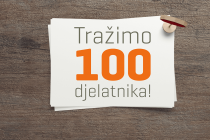100 radnih mjesta u SPARK-u