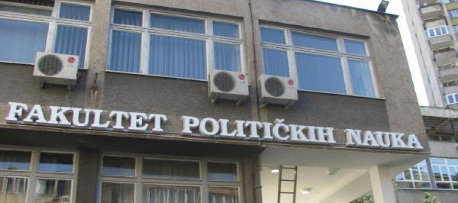 Sarajevo: Dan otvorenih vrata na Fakultetu političkih nauka