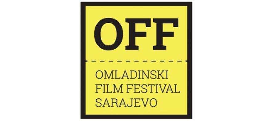 """Sarajevo: Konkurs """"Omladinskog film festivala"""""""