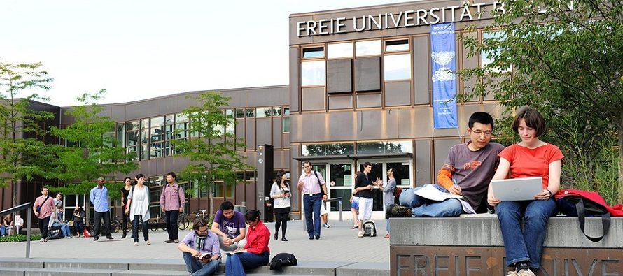 Stipendije za magistarske studije na Univerzitetu u Berlinu