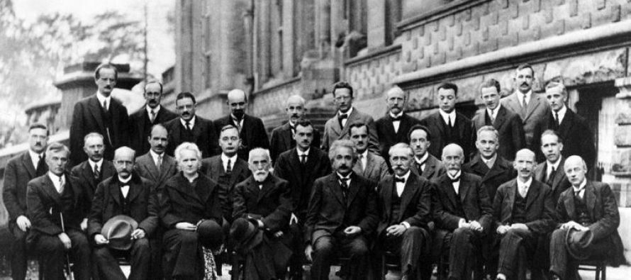 17 dobitnika Nobelove nagrade na jednoj fotografiji