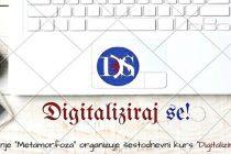 """Kurs digitalne kompetencije: """"Digitaliziraj se!"""""""