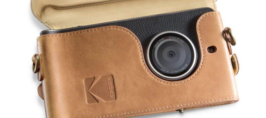 Kodak ima novi pametni telefon!
