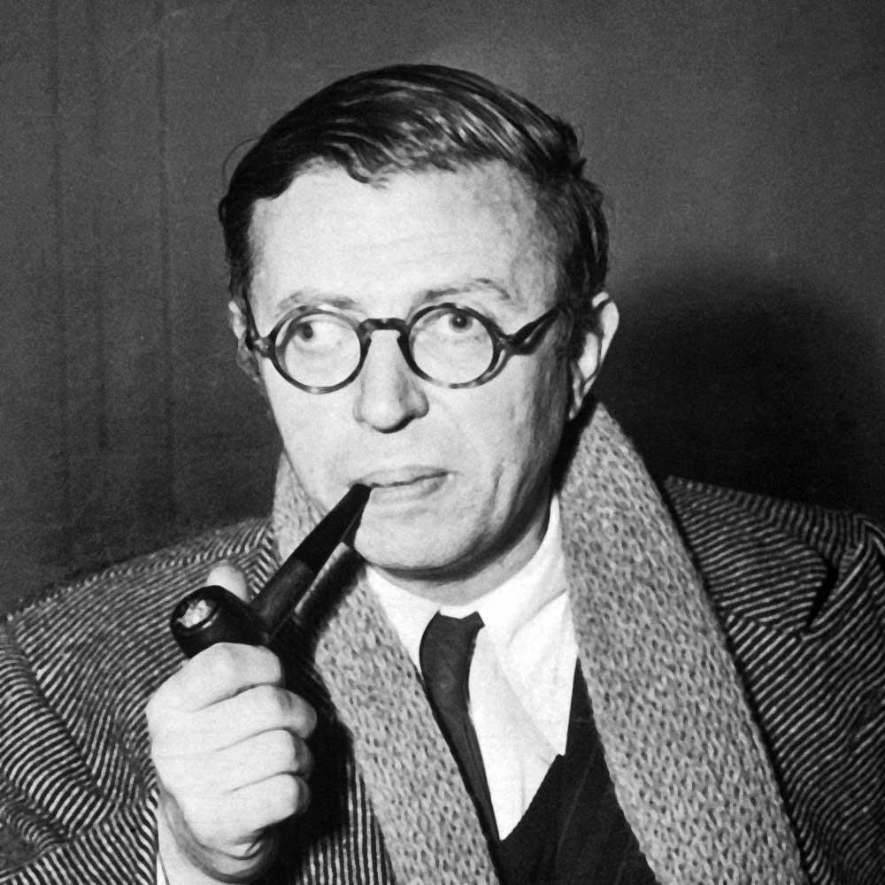 Žan-Pol Sartr - fransucki filozof i pisac