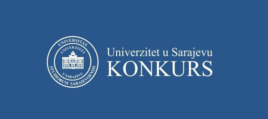 UNSA: Konkurs za upis u prvu godinu drugog ciklusa studija