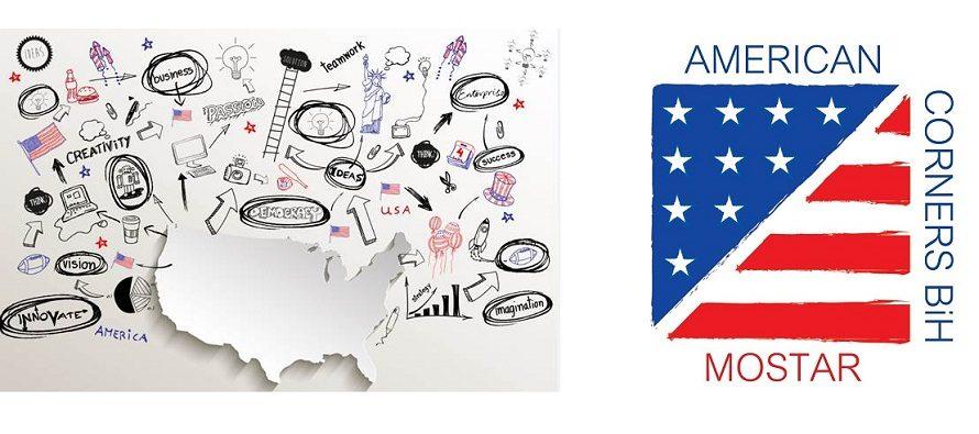 Mostar: Prezentacija studija u SAD-u u Američkom kutku