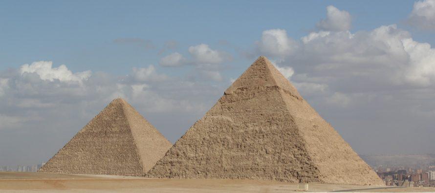 Ovo su najzanimljivije činjenice o piramidama!