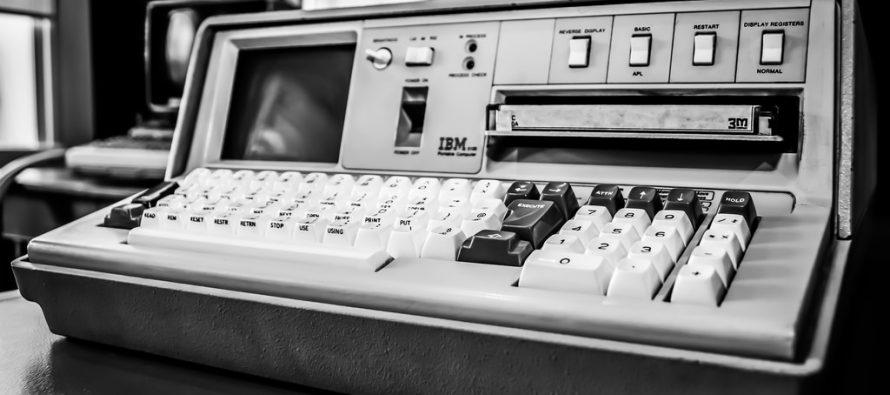 Ovo je bio prvi laptop na svetu!