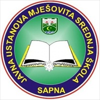 mjesovita-srednja-skola-sapna-logo