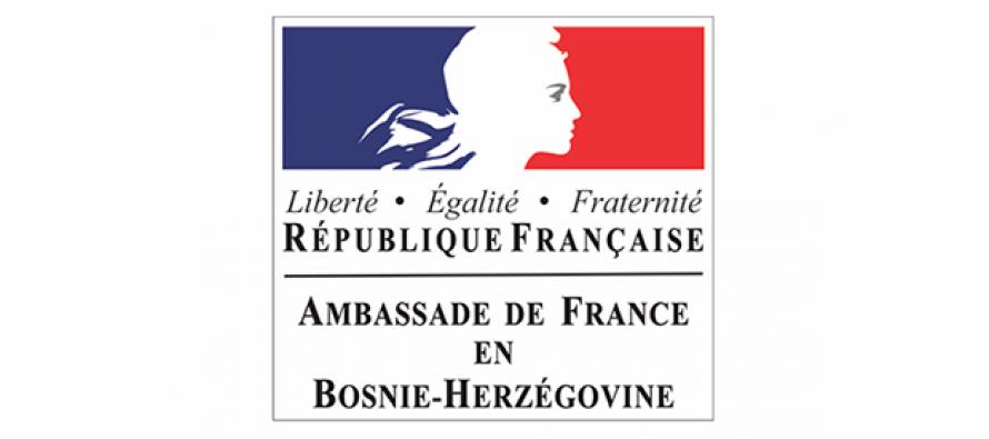 Stipendije Vlade Francuske za master i doktorski studij