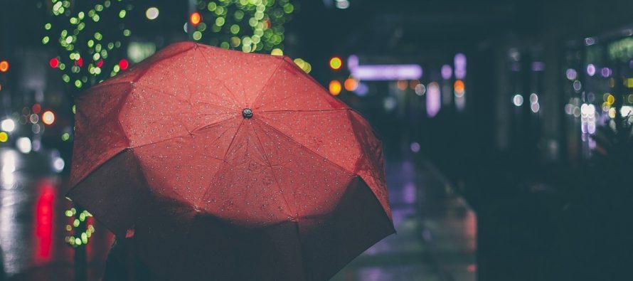 Kišobran koji sigurno nećete zaboraviti nigdje!