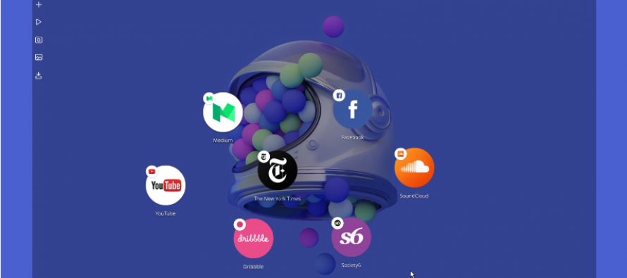 Opera Neon – pretraživač nove generacije