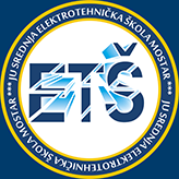 srednja elektrotehnicka skola mostar logo