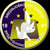 srednjoskolski centar nedzad ibrisimovic ilijas sarajevo logo