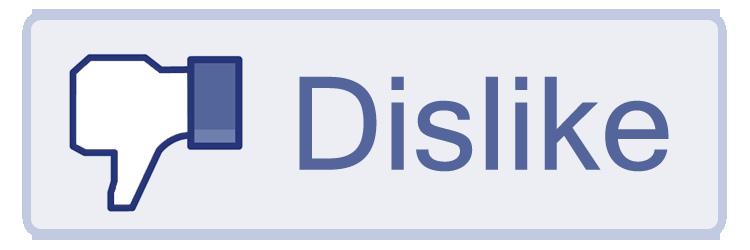 dislike fb