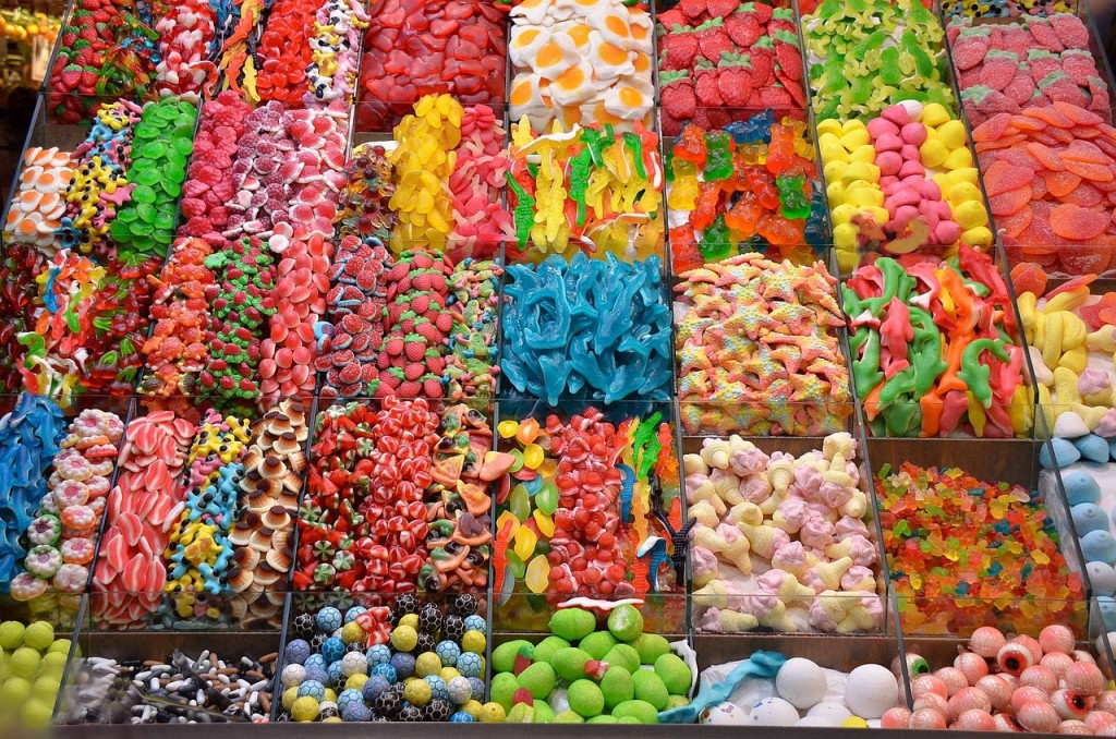 slatkisi gumene bombone