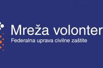 Poziv za upis u Registar volontera Federalne uprave civilne zaštite