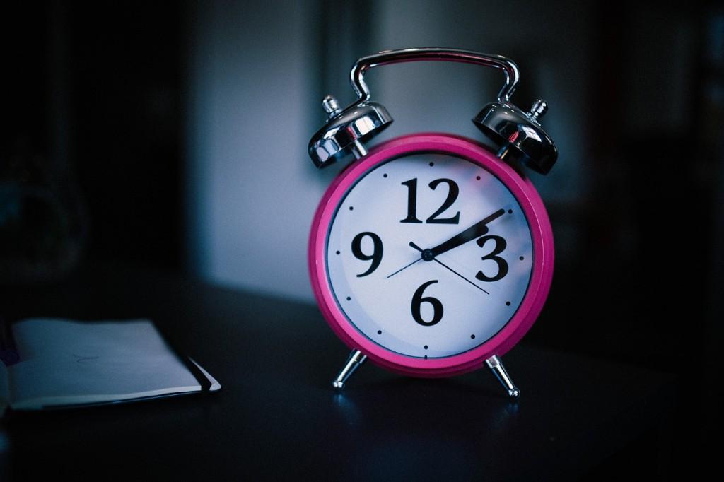 alarm sat