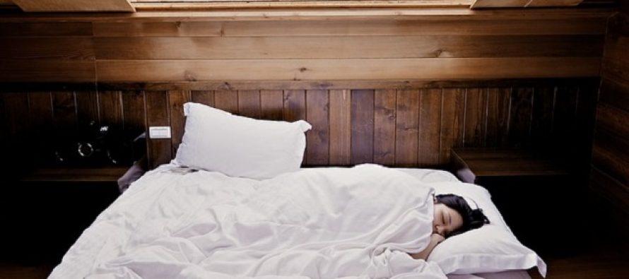 Jednostavan trik uz pomoću kojeg ćete zaspati za minut!