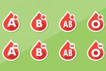 Krvna grupa uspješno pretvorena u grupu 0